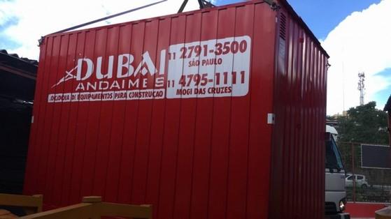 Container de Obra Civil Valor Cotia - Container para Canteiro de Obras