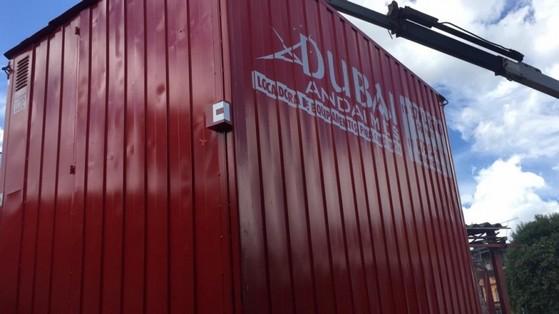 Container para Canteiro de Obra Valor Pinheiros - Container para Canteiro de Obras