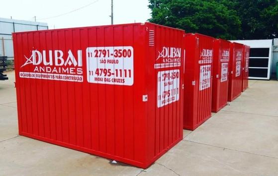 Container para Obra Vila Prudente - Container para Canteiro de Obras