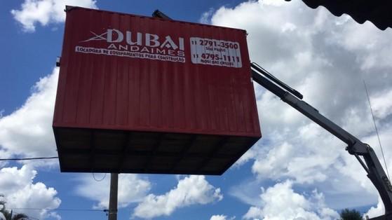 Onde Encontro Container Guardar Materiais Construção Presidente Prudente - Container para Canteiro de Obras