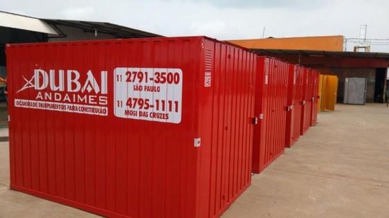 Onde Tem Container para Guardar Ferramentas Casa Verde - Container para Canteiro de Obras