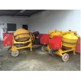 aluguel de equipamentos para construção preço em Suzano