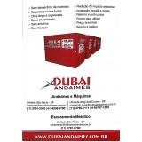 container para canteiro de obra Vila Medeiros