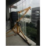 empresa para aluguel de equipamentos para construção civil no Parque São Lucas