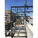 empresa para aluguel de equipamentos para construção na Barra Funda