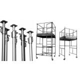 empresa para locação de equipamentos para construção em SP Parque São Domingos