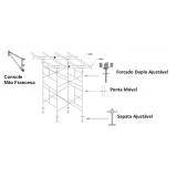 locação de equipamentos para construção em SP em Santo Amaro