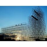 quanto custa locação de andaime multidirecional no Campo Belo