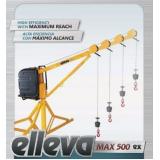 quanto custa locação de equipamentos para construção em Riviera de São Lourenço