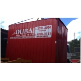 container para obras Bixiga