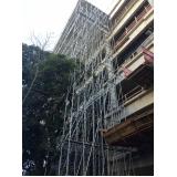 locação de andaime fachadeiro multidirecional na Vila Mazzei
