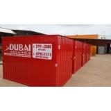 onde encontro locação de container de obra civil Campo Belo