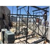 quanto custa aluguel de andaime de ferro em Belém